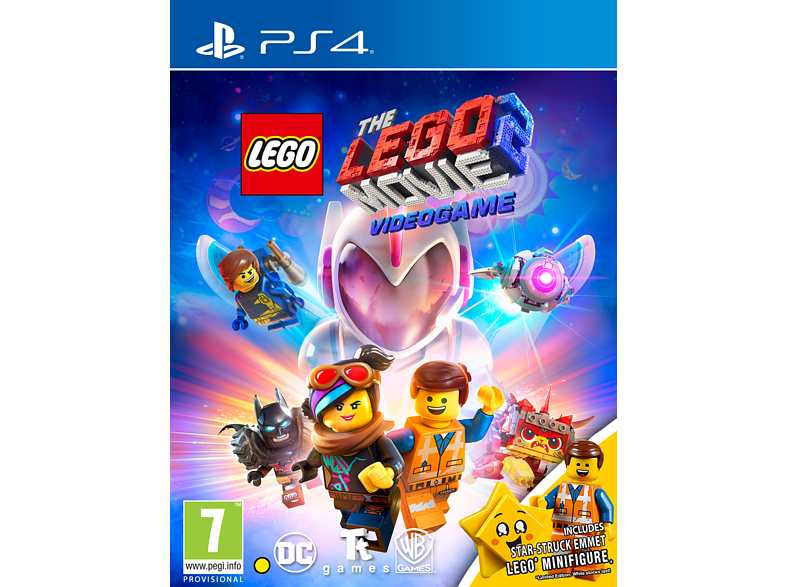 Lego Movie 2 Videogame Τoy Edition PlayStation 4 gaming games ps4 games