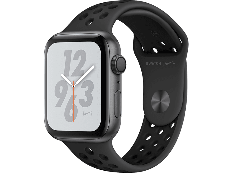 APPLE Watch Nike plus Series 4 GPS 44mm Space Grey smartphones   smartliving wearables smartwatches