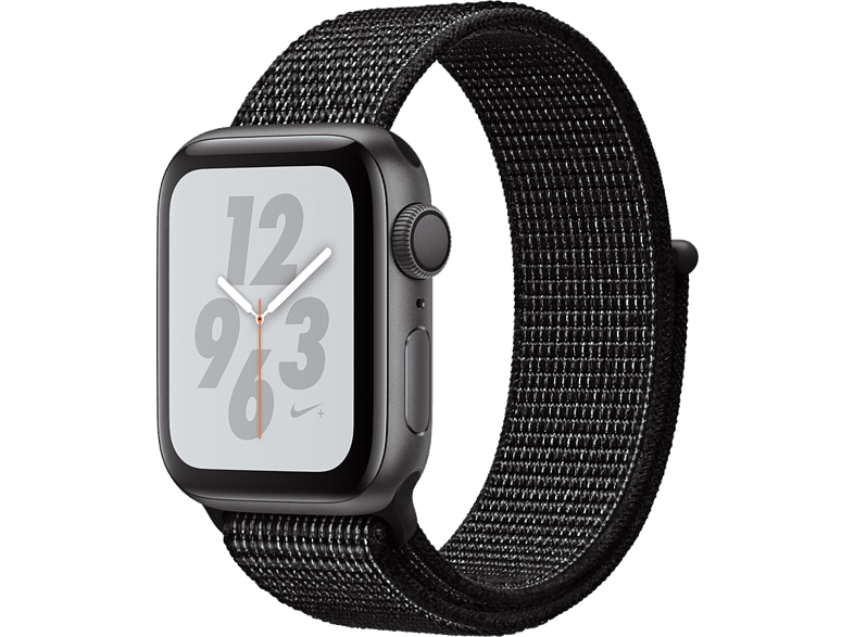 APPLE Watch Nike plus Series 4 GPS 44mm Space Grey - MU7J2GK/A smartphones   smartliving wearables smartwatches