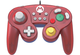 Hori Gamecube Style Battle Pad Mario