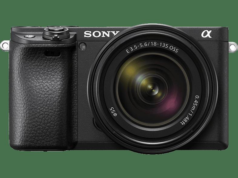 SONY Alpha 6400 MB με φακό 18-135 mm - (ILCE-6400MB) hobby   φωτογραφία φωτογραφικές μηχανές mirrorless cameras