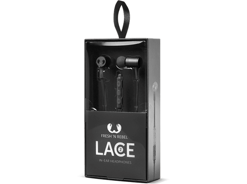 FRESH N REBEL Lace 2 In-ear headphones Concrete τηλεόραση   ψυχαγωγία ακουστικά ακουστικά in ear smartphones   smartliving αξεσο