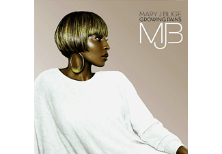 Mary J. Blige - Growing Pains [CD]