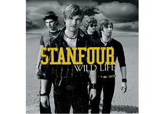 Stanfour - WILD LIFE (NEW VERSION) [CD]