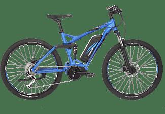 FISCHER EM 1862.1, Pedelec, Mountainbike, 48 cm, 27.5 Zoll, 25 km/h, Brilliantblau matt