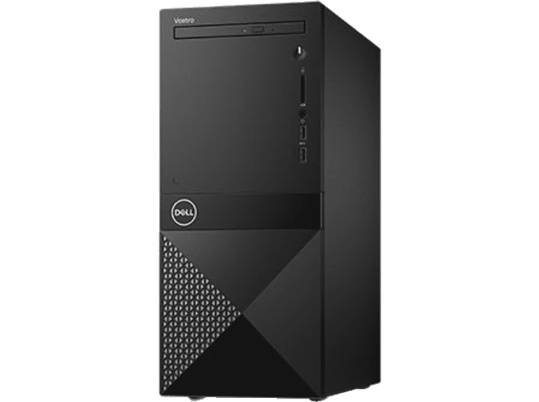 DELL Desktop Vostro 3670MT Intel i3 - 8100/ 4GB / 1TB HDD / Intel HD Graphics laptop  tablet  computing  desktop   all in one desktop