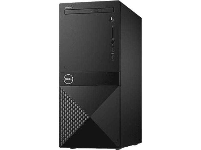 DELL Desktop Vostro 3670MT Intel i5 - 8400/ 8GB / 256 GB SSD / Intel HD Graphics laptop  tablet  computing  desktop   all in one desktop