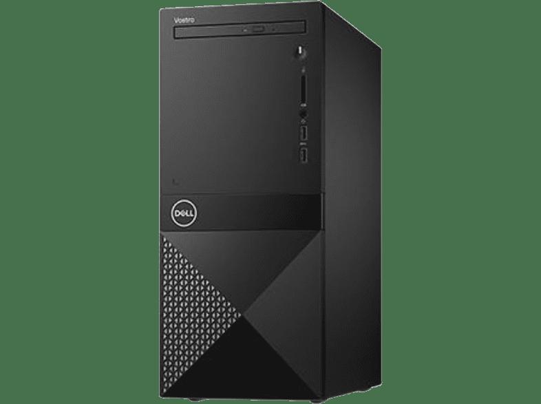 DELL Desktop Vostro 3670MT Intel i5 - 8400/ 8GB / 256 GB SSD / Intel HD Graphics laptop  tablet  computing  desktop   all in one desktop