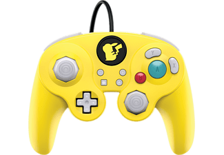 PDP Gamecube Style Wired Fight Pad Pro Pikachu