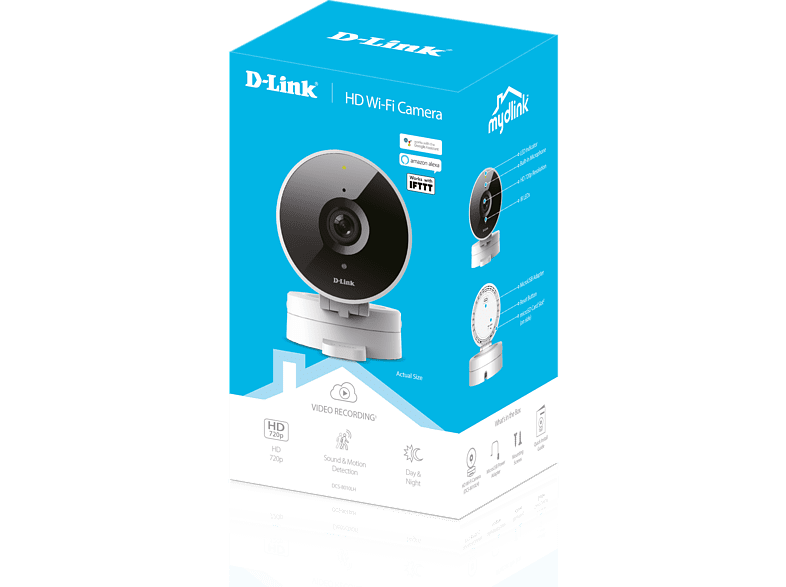 D-LINK DCS-8010LH Full HD Smart Home IP Cam 120 laptop  tablet  computing  περιφερειακά webcam