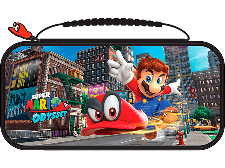 BIG BEN Travel Case Mario Odyssey gaming απογείωσε την gaming εμπειρία αξεσουάρ switch