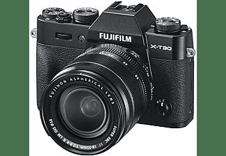 Fujifilm X-T30 systeemcamera Zwart + 18-55mm f-2.8-4.0 OIS