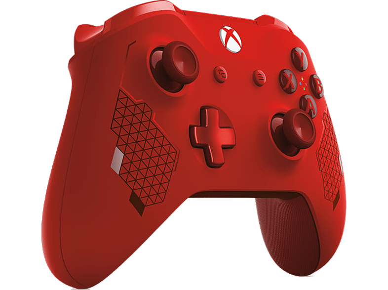 MICROSOFT Xbox One Wireless Controller Sport Red gaming απογείωσε την gaming εμπειρία αξεσουάρ xbox one