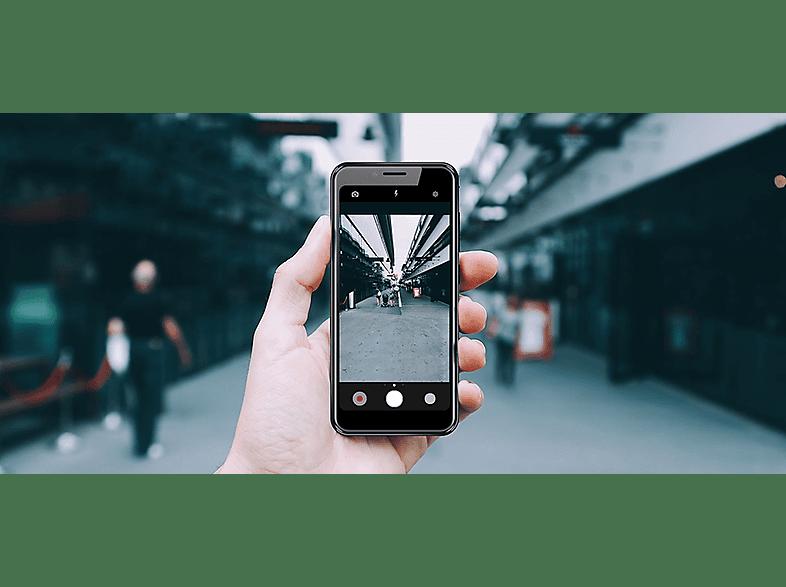 NAVON Spirit 8 GB DualSIM fekete kártyafüggetlen okostelefon