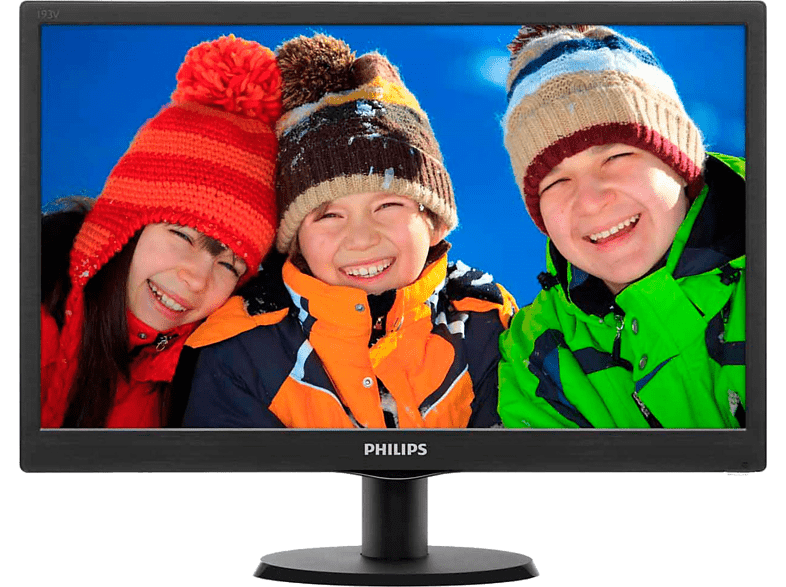 PHILIPS 193V5LSB2/10 - 19 HD Monitor web offers laptop  tablet  computing  οθόνες