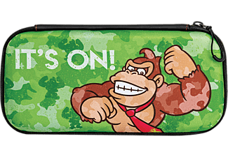 PDP Slim Travel Case (Donkey Kong Camo Edition)