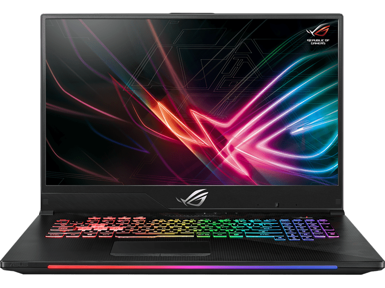 ASUS ROG Strix SCAR II GL704GM-EV071T Intel Core i7-8750H/12GB/128GB SSD/1TB HDD laptop  tablet  computing  laptop gaming laptop
