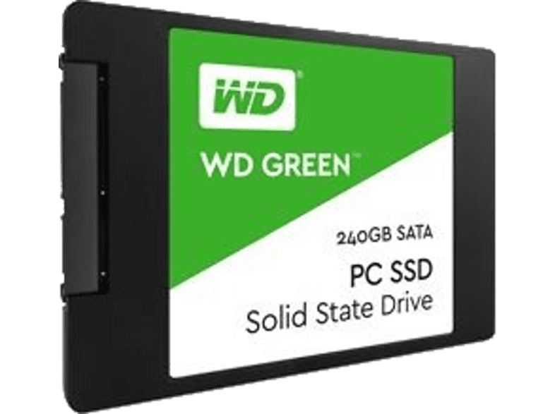 WESTERN DIGITAL Green PC SSD 240GB - WDS240G2G0A laptop  tablet  computing  αναβάθμιση υπολογιστή ssd laptop  tablet  computing