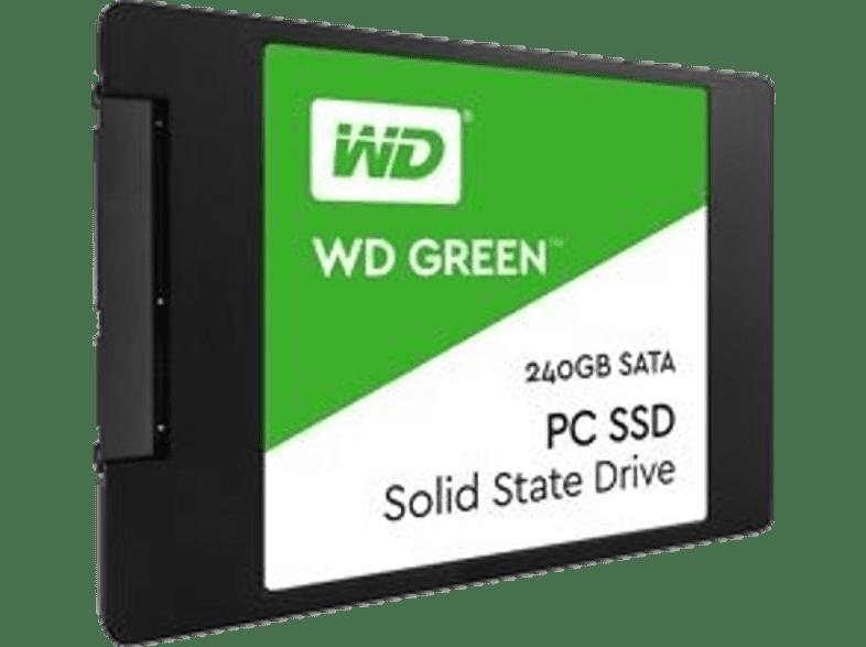 WESTERN DIGITAL Green PC SSD 240GB - WDS240G2G0A laptop  tablet  computing  αναβάθμιση υπολογιστή ssd laptop  tablet  computing