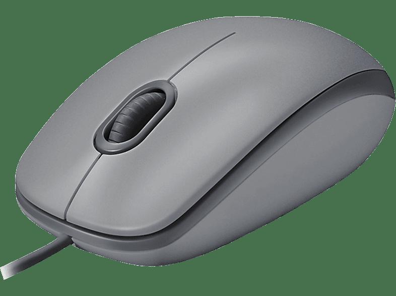 LOGITECH 910-005490 Mouse M110 Grey laptop  tablet  computing  περιφερειακά πληκτρολόγια   ποντίκια