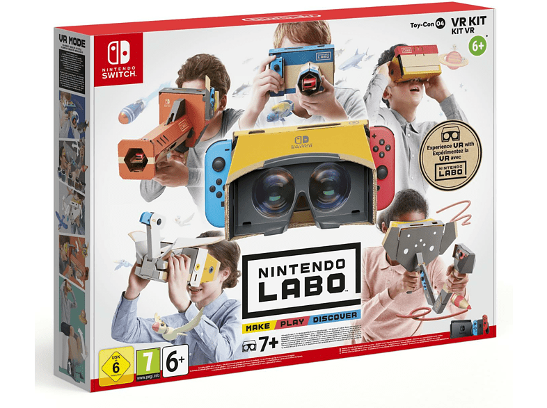 Labo VR Kit Nintendo Switch gaming games switch games