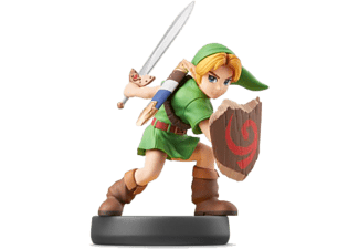 NINTENDO amiibo Super Smash Bros. Young Link