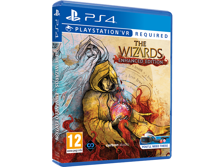The Wizards VR PlayStation 4 gaming games ps4 games