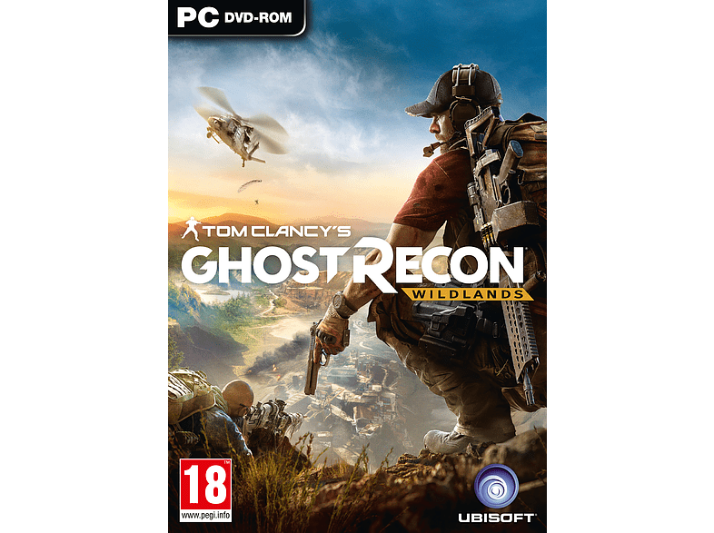Ghost Recon Wildlands PC gaming games pc games