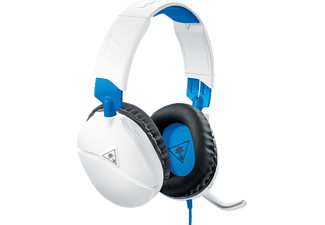 TURTLE BEACH Recon 70P Headset, Weiß/Blau