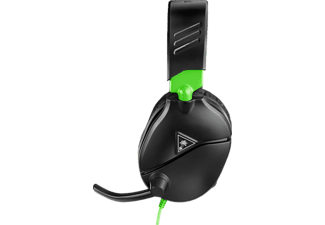 TURTLE BEACH Recon 70X Headset, Schwarz/Grün
