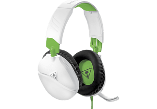 TURTLE BEACH Recon 70X Headset, Weiß/Grün
