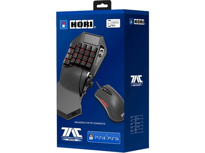 HORI T.A.C. Pro Type M2 gaming απογείωσε την gaming εμπειρία gaming controllers