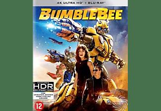 Transformers Bumblebee, (Blu-Ray 4K Ultra HD) BILINGUAL -CAST: HAILEE STEINFELD, JOHN CENA. Blu-Ray