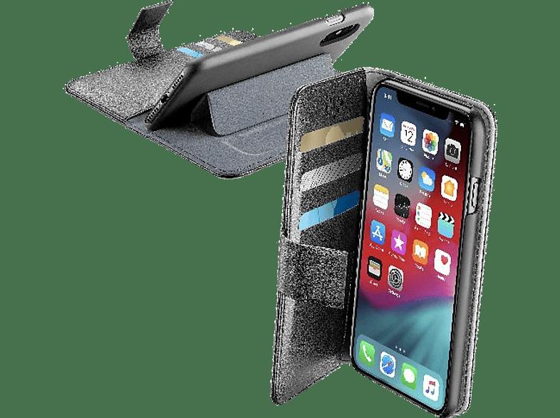 CELLULAR LINE CL Book Agenda για το iPhone XS Max Μαύρο smartphones   smartliving iphone θήκες iphone
