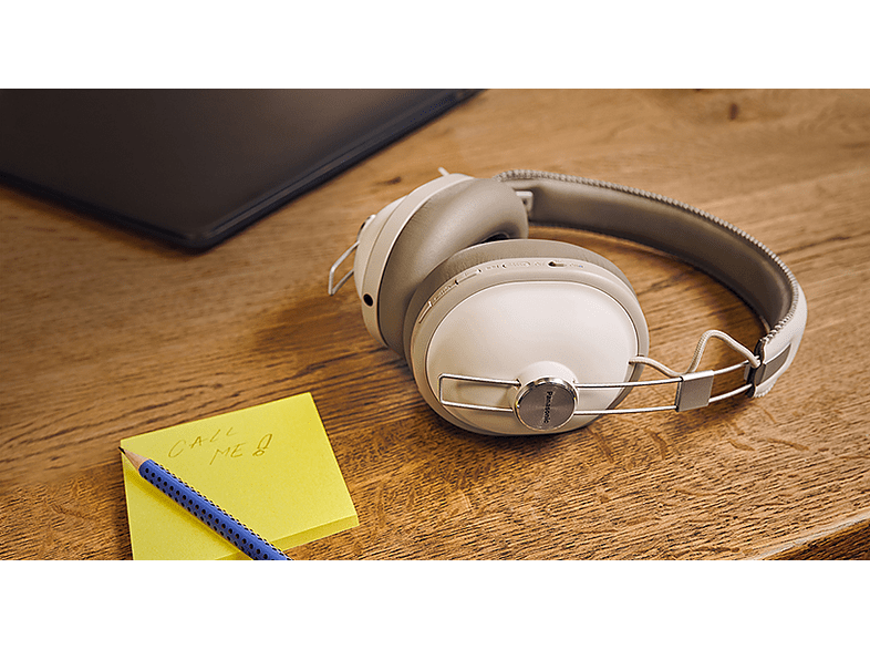 PANASONIC HTX90NE fehér vezeték nélküli fejhallgató (RP-HTX90NE-W)