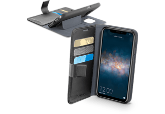 Cellularline BOOKAGENDAMATE20PK Booklet Geschikt voor model (GSMs): Huawei Mate 20 Pro Zwart