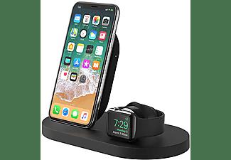 Belkin BOOSTâUP⢠station Inductielader 1500 mA Uitgangen Qi-standaard, USB Zwart