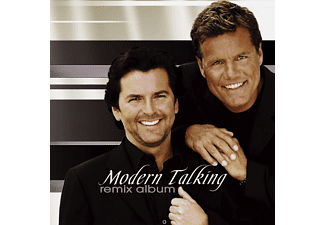 Modern Talking - Remix Album [CD]