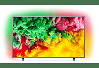 PHILIPS 55PUS6703/12, 139 cm (55 Zoll), UHD 4K, SMART TV, LED TV, 1100 PPI, Ambilight 3-seitig, DVB-T2 HD, DVB-C, DVB-S, DVB-S2