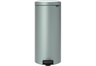 Brabantia New Icon Pedaalemmer 30L Metallic Mint