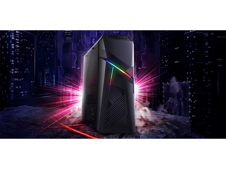 ASUS ROG GL12CX-C-HU005T gamer PC (Core i9/16GB/512 GB SSD + 1 TB HDD/RTX 2070 8GB/Win)