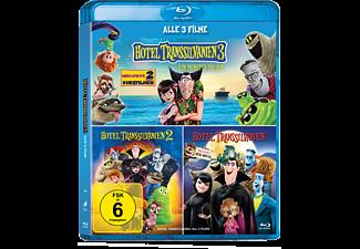 Hotel Transsilvanien 1-3 - (Blu-ray)