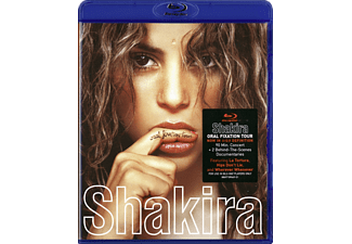 Shakira - Oral Fixation Tour (CD + Blu-ray)