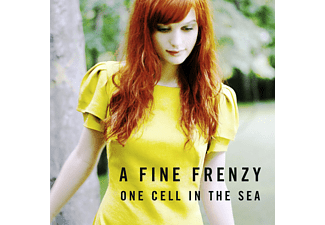 A Fine Frenzy - ONE CELL IN THE SEA [CD]
