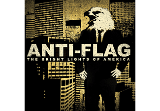 The Flag - Anti-Flag: The Bright Lights Of America International (2008) - (CD)