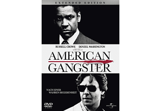 American Gangster - Extended Version [DVD]
