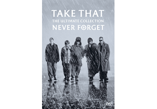 Take That - Never Forget - The Ultimative Collection [DVD]