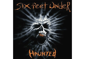 Six Feet Under - HAUNTED [CD]
