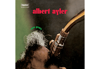 Albert Ayler - New Grass [CD]