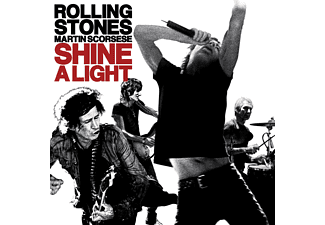 The Rolling Stones - SHINE A LIGHT - (CD)